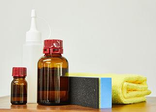 ガラスコーティング剤イメージ